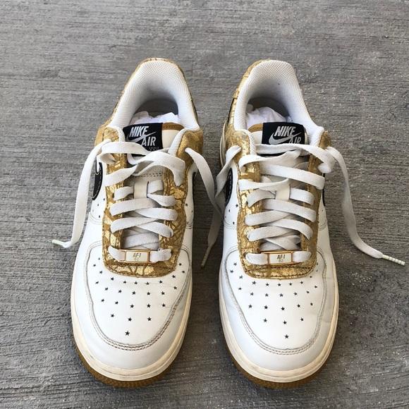 nike air force size noi 7 nuove scarpe da ginnastica poshmark